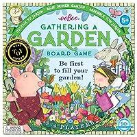 eeBoo Gathering a Garden Board Game [並行輸入品]