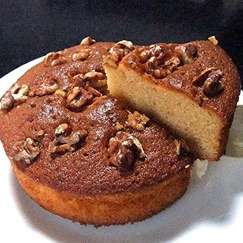 香ばしいキャラメルを丁寧に練り込みナッツをたっぷりトッピング!キャラメルナッツたっぷりケーキ♪(直径12cm)