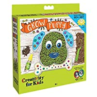 Creativity for Kids GROW Puppy - Chia Seed Indoor Gardening Kit for Kids 【You&Me】 [並行輸入品]