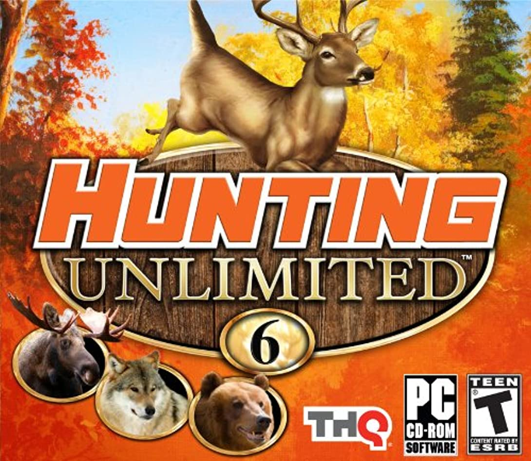 自我移動聖歌Hunting Unlimited 6 (輸入版)