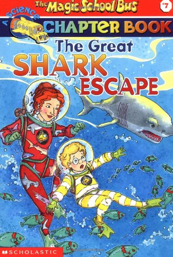 The Great Shark Escape (The Magic School Bus)の詳細を見る