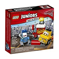 LEGO Juniors Guido and Luigi's Pit Stop 10732 Building Kit