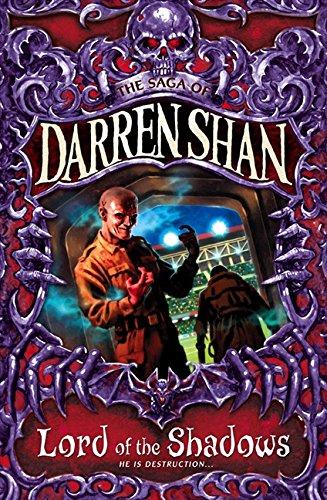 Lord of the Shadows (The Saga of Darren Shan)の詳細を見る