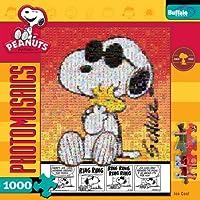 [バッファローゲーム]Buffalo Games Peanuts Photomosaic: Joe Cool 1391 [並行輸入品]
