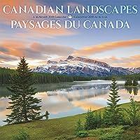 Canadian Landscapes 2019 Calendar