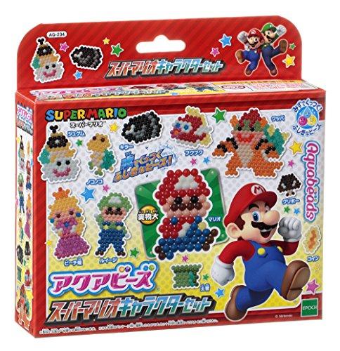 [해외]아쿠아 비즈 슈퍼 마리오 캐릭터 세트/Aqua Beads Super Mario Character Set