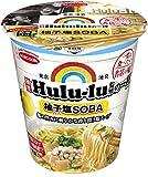 エースコック 一度は食べたい名店の味麺屋Hulu-lu監修の一杯柚子塩SOBA 93g×12個