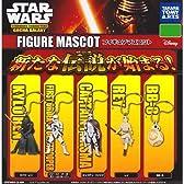 カプセル スター・ウォーズ フォースの覚醒 フィギュアマスコット 全5種セット