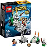 Lego Super Heroes DC Comics Mighty Micros: Wonder Woman vs. Doomsday 76070 Playset Toy