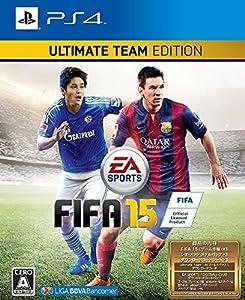 FIFA 15 ULTIMATE TEAM EDITION (レオ・メッシ メタルパック、Ultimate Team:40ゴールドパックス ダウンロードコード、ゴールセレブレーション3種 ダウンロードコード、adidas オールスターチーム ダウンロードコード、歴代キット ダウンロードコード、adidas プレデターシューズ ダ