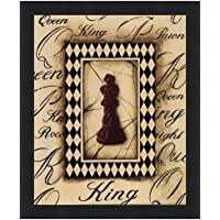 Chess King – Mini by Gregory Gorham – 8 x 10インチ – アートプリントポスター 8 x 10 Inch LE_250416-F101-8x10