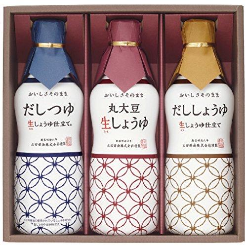 生しょうゆ調味料ギフト FNV-20 4287-011