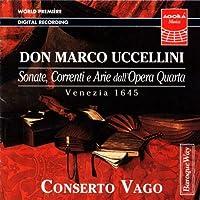 Sonatas Concerti & Arias