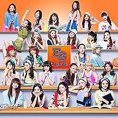 E-girls「Highschool ♡ love」のジャケット画像