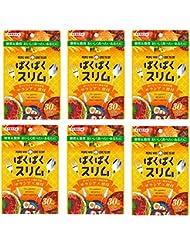 ぱくぱくスリム サラシア 酵母 300mg サンヘルス 120粒 X6個セット