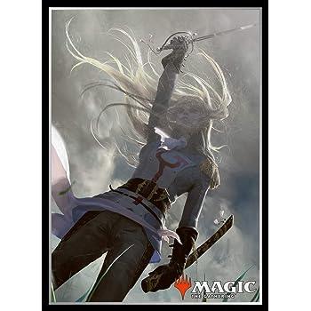 マジック:ザ・ギャザリング プレイヤーズカードスリーブ 《スレイベンの守護者、サリア》 (MTGS-050)