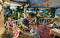 SunsOut 56018 1000 Piece Afternoon with Grandma Puzzle Art and Craft Product