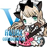 V-ANIME collaboration-femme-