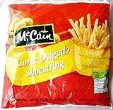 McCain マッケイン 冷凍 シューストリング フレンチフライ ポテト 2kg