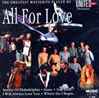 All for love-The greatest moviehits
