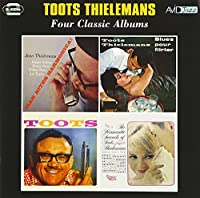 MAN BITES HARMONICA / BLUES POUR FLIRTER / TOOTS THIELEMANS / THE ROMANTIC SOUNDS OF TOOTS THIELEMANS