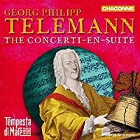 Telemann: Concerti-En