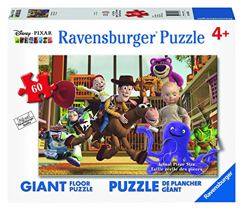 Toy Story: Playing Around (60 PC Giant Floor Puzzl...