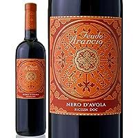 ネーロ・ダーヴォラ[2015]フェウド・アランチョ(赤ワイン)