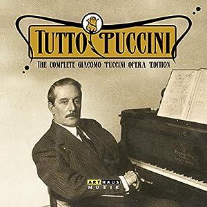 Tutto Puccini-Comp Giacomo Puccini Opera Edition [Blu-ray] [Import]