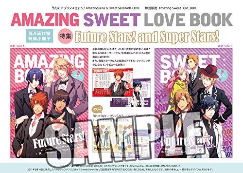 うたの☆プリンスさまっ♪Amazing Aria & Sweet Serenade LOVE 初回限定 Amazing Sweet LOVE BOX (【特典】CD「Amazing Sweet LOVE Disc」、小冊子「Amazing Sweet LOVE BOOK」 同梱)