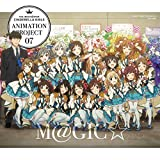 [B016QQX0JO: THE IDOLM@STER CINDERELLA GIRLS ANIMATION PROJECT 2nd Season 07 M@GIC☆【通常盤】]