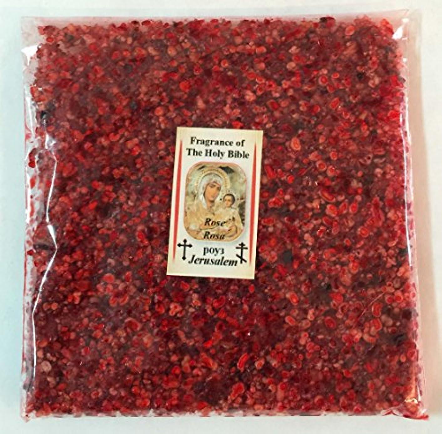 泣いている遠近法絶え間ないHoly Land Natural Rose IncenseエルサレムFragrance 3.5 Oz 100 gr