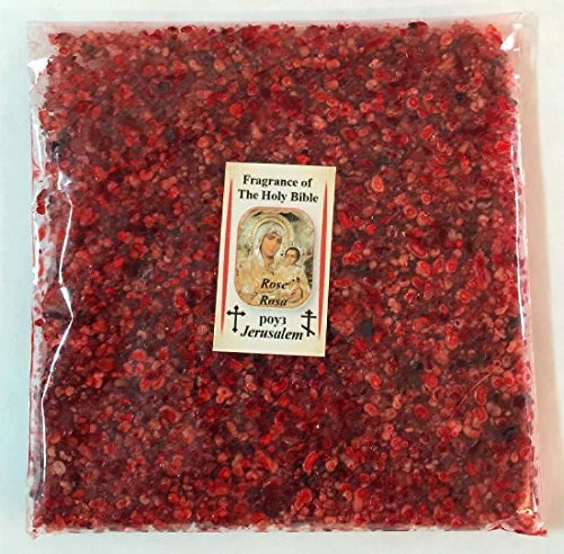 損失鮫唯物論Holy Land Natural Rose IncenseエルサレムFragrance 3.5 Oz 100 gr