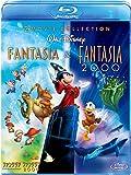 ファンタジア ダイヤモンド・コレクション&ファンタジア2000 ブルーレイ・セット [Blu-ray] / ディズニー (出演)