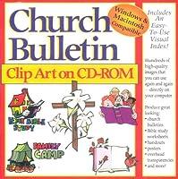 Church Bulletin Clip Art