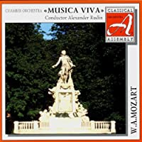 Divertimento K.136-8, Serenade.6, Etc: Rudin / Musica Viva.co