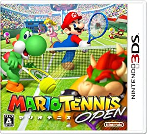 MARIO TENNIS OPEN (マリオテニスオープン) / 任天堂