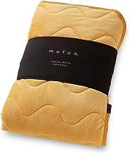 mofua ( モフア ) 敷きパッド うっとりなめらかパフ シングル マスタード 558201H9
