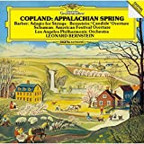 コープランド:アパラチアの春/バーンスタイン:「キャンディード」序曲、他