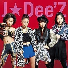 J☆Dee'Z「DISCO WINNER」のジャケット画像