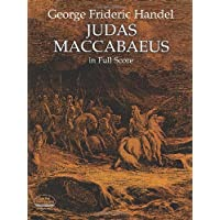 Handel: Judas Maccabaeus in Full Score