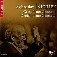 グリーグ: ピアノ協奏曲、ドヴォルザーク: ピアノ協奏曲 (Grieg : Piano Concerto, Dvorak : Piano Concerto / Svjatoslav Richter) [SACD Hybrid] [輸入盤]