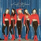 イーエックスアイディー - Full Moon (4th Mini Album) CD+Puzzle Photocard+Paper Stand+Folded Poster [韓国盤]