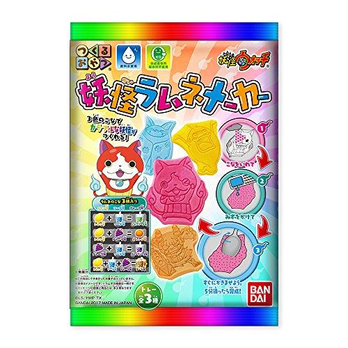 つくるおやつ 妖怪ラムネメーカー 10個入 食玩・菓子(妖怪ウォッチ)