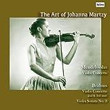 ヨハンナ・マルツィの芸術 (The Art of Johanna Martzy) [CD] [国内プレス] [日本語帯・解説付]