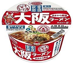 エースコック 産経新聞 大阪ラーメン あまから醤油 70g×12個