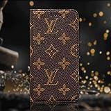 iPhone7/iphone8 iPhone7Plus/iphone8Plus iPhoneX ケース 手帳型 スマホケース カード入れ ビジネス専用保護 手帳型 wallet 財布型 革 アイホンケース 携帯ケース Apple Iphone case 男性 女性 (iphone7/8, Brown)