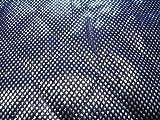 アルミ保温・保冷シート 紺 1.2m巾×1mカット