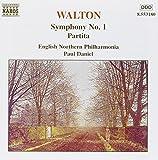 Walton: Symphony No. 1, Partita
