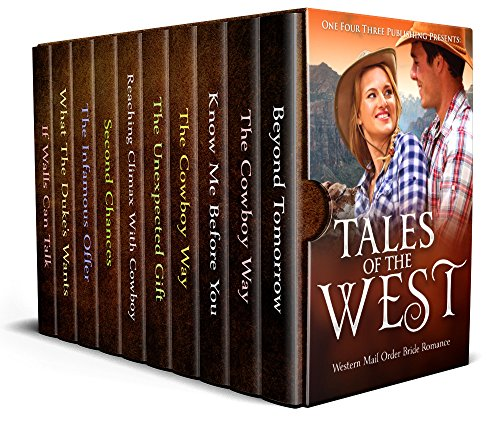 ROMANCE: TALES OF THE WEST (English Edition)